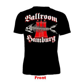 "Ballroom Hamburg - T-Shirt ""We rock the North"""