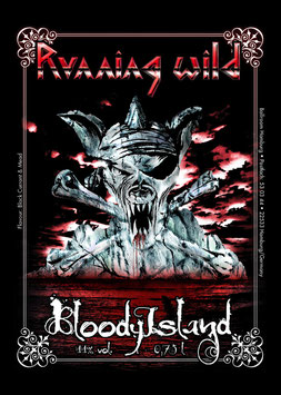 Running Wild - Bloody Island - Black Currant Mead