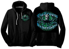Ballroom Kaperfahrt Hooded Zipper