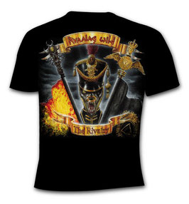 "Running Wild - T-Shirt ""The Rivalry"""