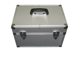Der Aluminium-Koffer