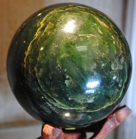Sphère Jade Néphrite