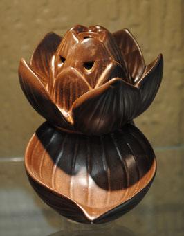 Porte encens cascade fleur de lotus