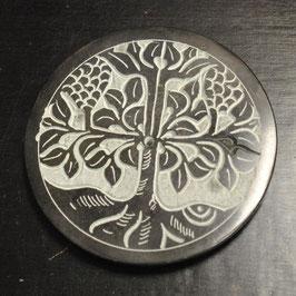 Porte encens arbre de vie racines