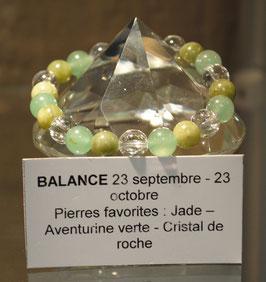 Bracelet signe de la Balance