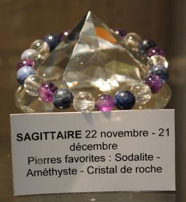 Bracelet signe du Sagittaire