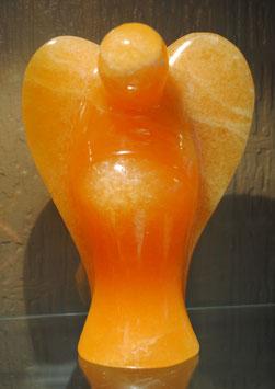 Magnifique Ange Calcite orange