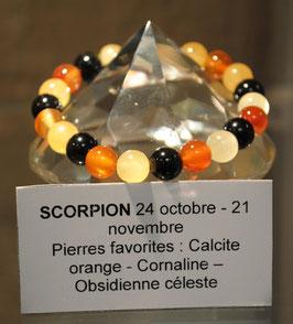 Bracelet signe du Scorpion