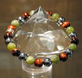 Bracelet Jade - Taureau - Terahertz