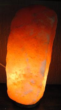 Lampe de sel brut
