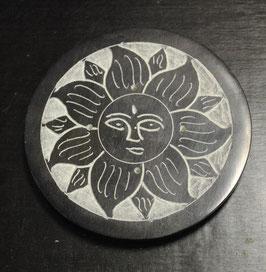 Porte encens soleil