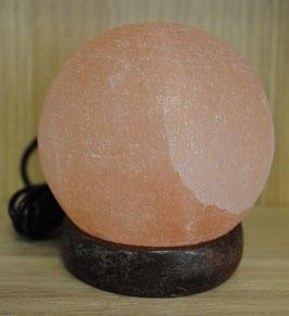 Lampe de sel sphère et LED