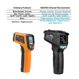 DIGITALE  Termometro senza contatto