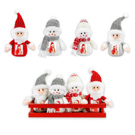 CHRISTMAS 8 pcs box COD. KS72