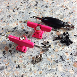 High Performance Trucks, 32 mm wide, Pink