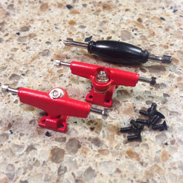 High Performance Trucks, 29 mm wide, Red