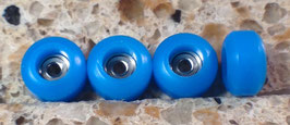 Pro-grade CNC Fingerboard Wheels Blue