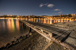 Haulashore Island Jetty, Nelson Haven