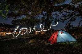 Love Camping, Haulashore Island, Nelson Haven