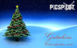 Gutschein Weihnachtsaktion 2016