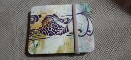 Tagebuch 7 Fisch in Lila