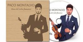 CD dedicado por Paco Montalvo (Digipack)