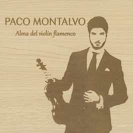 CD dedicado por Paco Montalvo (Edición Limitada)