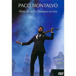 Alma del violín flamenco en vivo (DVD)