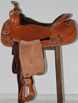 BOB's TRAINER SADDLE spez.