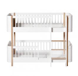 Oliver Furniture wood+ lit superposé junior