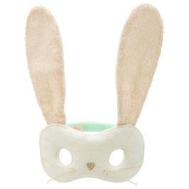 Meri Meri easter bunny fabric mask