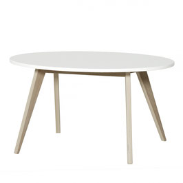 OLIVER FURNITURE wood table pingpong