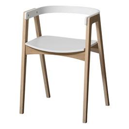 OLIVER FURNITURE wood chaise de bureau