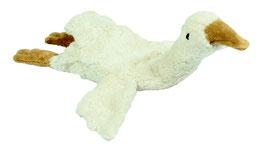 SENGER doudou oie blanche S