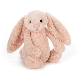 Jellycat lapin bashful blush
