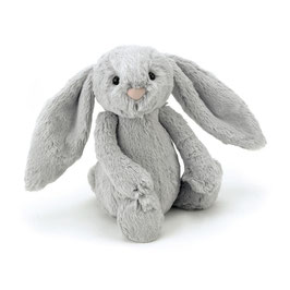 Jellycat lapin silver