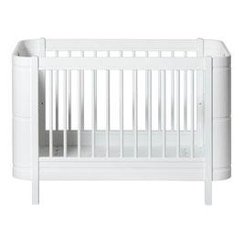 Oliver Furniture lit mini+ basic blanc 041426