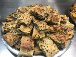 Börek mit Spinat-Käse