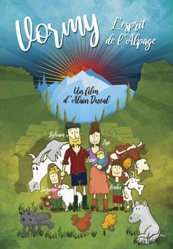 DVD  VORMY L'ESPRIT DE L'ALPAGE