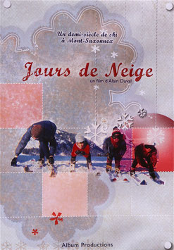 DVD JOUR DE NEIGE