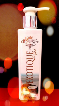 EXOTIQUE D'ESSENCE 200ml Body lotion / Lait pour le corps / Latte corpo