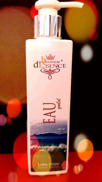EAU D'ESSENCE  200ml Body lotion / Lait pour le corps / Latte corpo