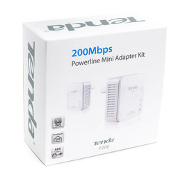 Tenda P200 - Powerline Mini Adapter Kit