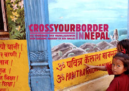 "Fotoboek ""Cross your border in Nepal"""