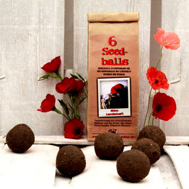 Seedballs Mohnlandschaft 6er