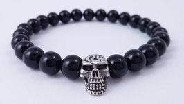 Herren-Armband aus Onyx * (HAB 9)