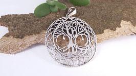 """Silberanhänger """"Baum des Lebens"""" (DAH 10)"""