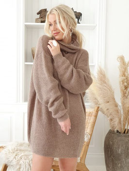 Pullover taupe (P 1)