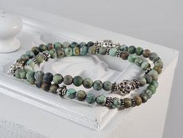 Armbänder aus afrikanischem Türkis * (DAB 130)