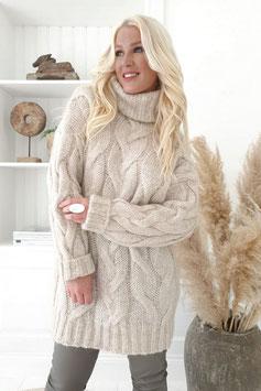 Pullover beige (P 10)